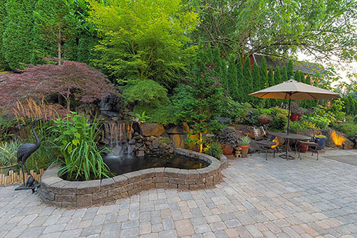 pavers and patio design